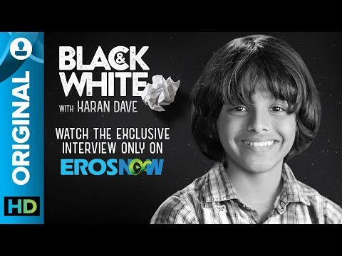 Black and White Interview with Karan Dave