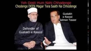 Tahir Ul Qadri ne Ala Hazrat ke Fatawa ki Tauheen By Syed Irfan Shah Mashadi