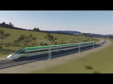 JD Rail Solutions - Smart-Track™ for High Speed Rail