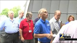 Tellus Science Museum holds dress rehearsal for total solar eclipse