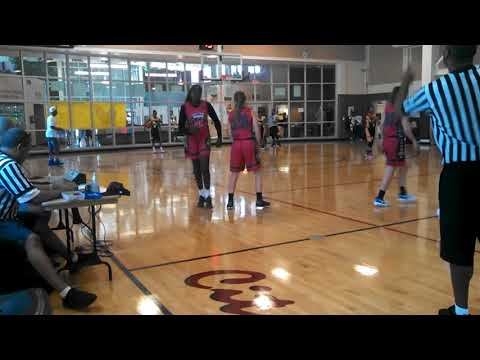 Shay Lambson Club Basketball in Vegas 2017