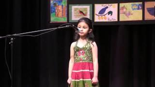 Jiya Singing Hum Honge Kamyab