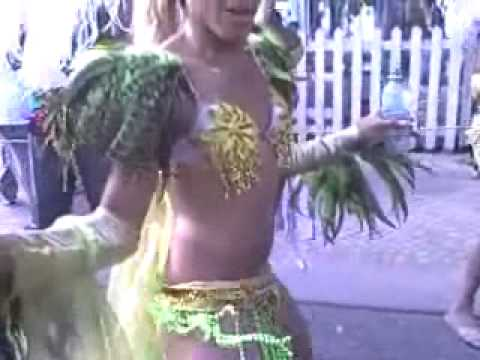 ST MAARTEN CARNIVAL 2009 UNCUT PT2, DUTCH GIRLS GONE WILD TO BACK SHOT