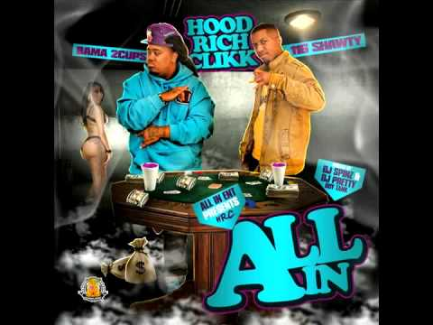 HRC aka HOODRICH CLIKK Feat. Lil Mook - All I Know Is Stunt...