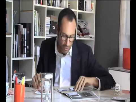 """Andrea Castrignano e il suo ufficio con Astor """"cambio casa cambio vita"""""""