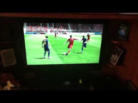 Goal spettacolare Mario Gomez FIFA 13