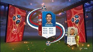 DE FIFA 18 WORLD CUP MODE IS UIT!   WORLD CUP PACK OPENING EN SBC'S!