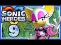 SONIC HEROES # 09 🦔 Ein spürbarer Schwierigkeits-Anstieg! [HD60] Lets Play Sonic Heroes