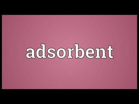 Header of Adsorbent