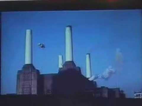 pink floyd animals album cover art. Pink Floyd Animals 1.