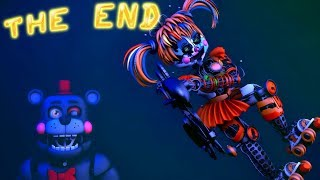 """[SFM] [FNaF] """"The End"""" by OR3O (ft. CG5, DJSMELL)"""