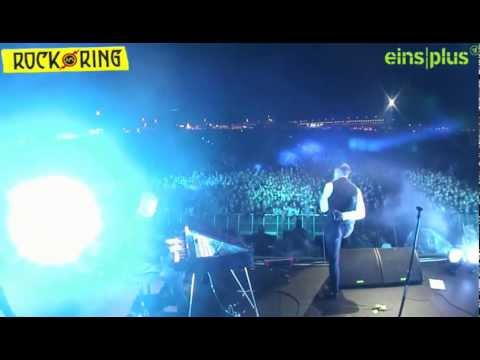 HURTS - Sandman (Rock am Ring 2013)