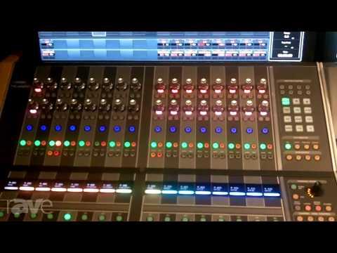 InfoComm 2013: Yamaha Talks About Nauge