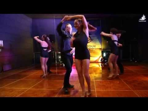Raw Dance Company - Brazilian Zouk choreography