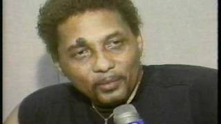 Ron Swoboda Interviews Aaron Neville About New Who Dat Song By The Monisteres1987