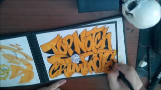Graffiti Sketch (Göçmen)