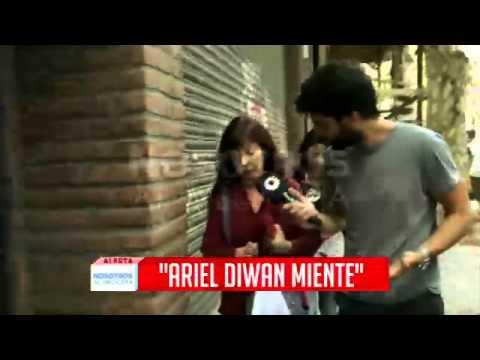 """La madre de Gisela Bernal apuntó contra Diwan: """"Todo lo que dice este señor es mentira"""""""