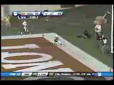 Ramonce Taylor reverse touchdown vs. Oklahoma State