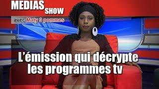 Media Show avec Maty 3 Pommes