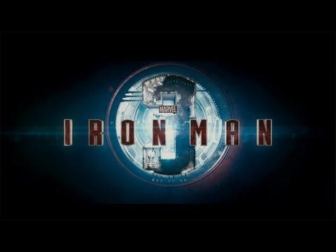 Marvel's Iron Man 3 Blu-ray and DVD TV Spot