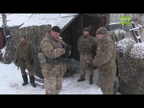 Ситуация в Авдеевке. Комментарии бойцов с самых горячих позиций