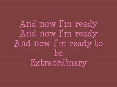 Mandy Moore - Extrodinary