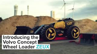 Indepth  - Volvo CE - Introducing ZEUX in collaboration with the LEGO® Group