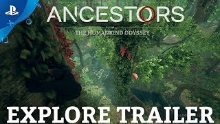 Ancestors: The Humankind Odyssey - 101 Trailer EP1: Explore | PS4