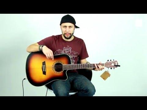 Škola Kytary: Johnny Cash - Hurt