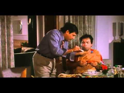 Naseeb Govinda & Kader Khan Dialogues video
