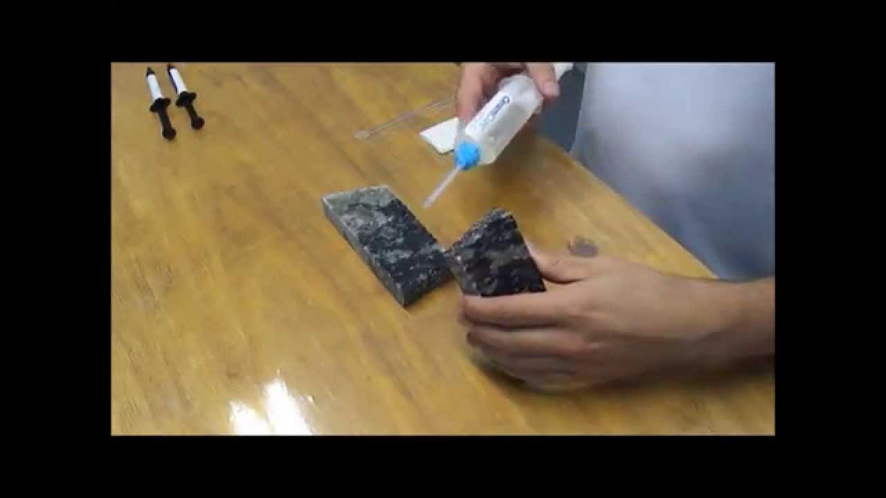 Cola para m rmore granito e outros tipos de pedra youtube for Como se vende el granito