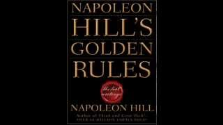 NAPOLEON HILL-10 GOLDEN RULES-Video 8-Enthusiasm  HD