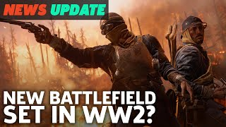 Battlefield V is Set in World War II, Has Loot Boxes, Coming This Year: Report - GS News Update