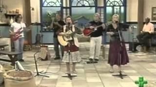 IRMÃS GALVÃO - Menino Canoeiro - AO VIVO