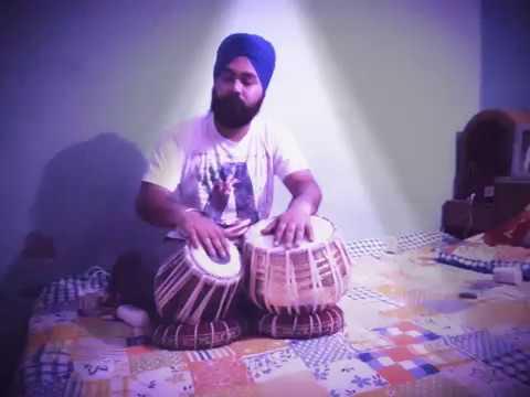 Rang de tu mohe Gerua song with tabla