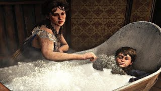Red Dead Redemption 2 - Jack Marston Takes Bath (PC Mods)