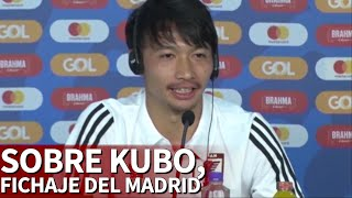 Gaku describe a Kubo, nuevo fichaje del Real Madrid |Diario As