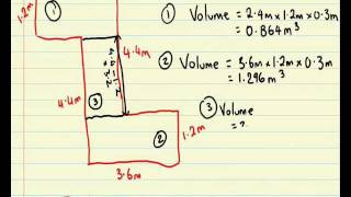 How to Find the Volume of a Rectangular Prism and Composite figures