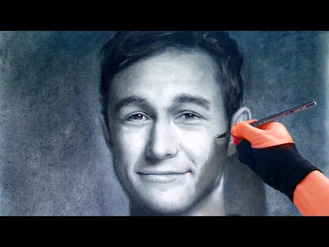Joseph Gordon Levitt Portrait Video - Plus contest#1 info