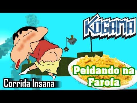 Kogama #10 - Peidando na farofa