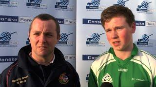 All Stars - Pearse Og, Lee Brennan, St Columban's & Cootehill