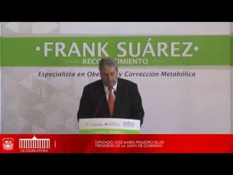 18/Febrero/15 Reconocimiento Frank Suárez
