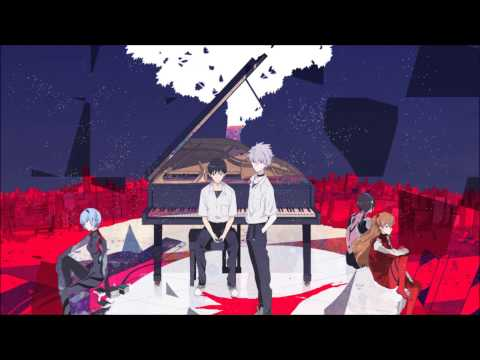 Evangelion 3.33 - Sakura Nagashi