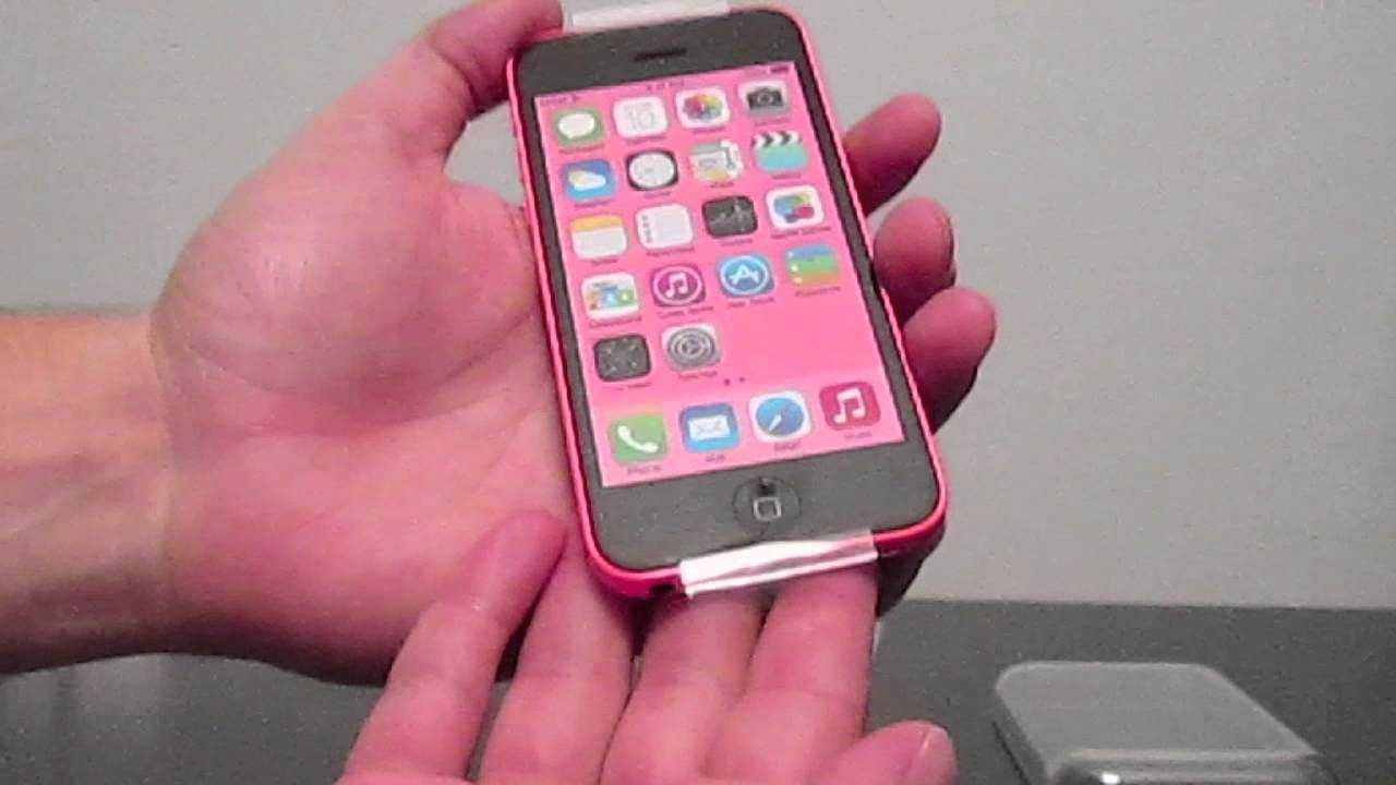 unboxing      iphone  pink youtube