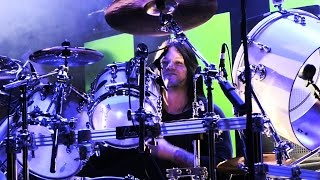 ARCH ENEMY Daniel Erlandsson - Avalanche [Drum-Cam]