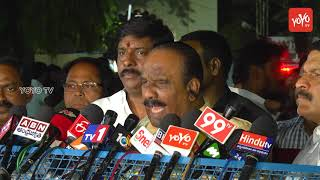 Home Minister Nayani Speech after TRS Party Wins all Three Rajya Sabha Seats in Telangana
