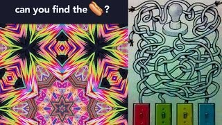 YOU HAVE TO TRY THESE OPTICAL ILLUSIONS