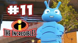 LEGO INCREDIBLES - LBA - Bugs Life! - Episode 11