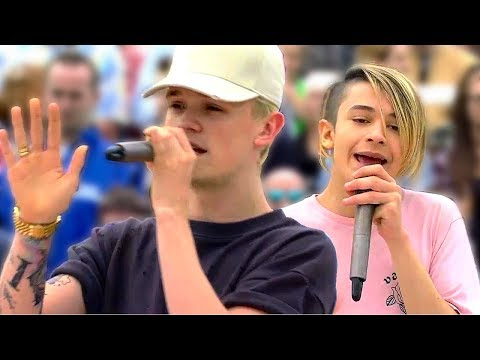 Bars and Melody: Thousand Years LIVE in Germany (2/7/17)
