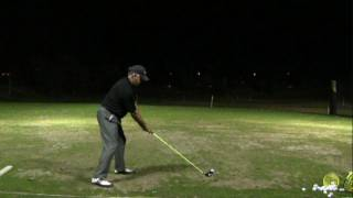 Revolutionary Golf Swing By Hammer Man Getting Better